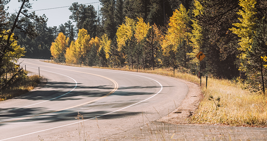 Colorado's Frontier Pathways Scenic Byway