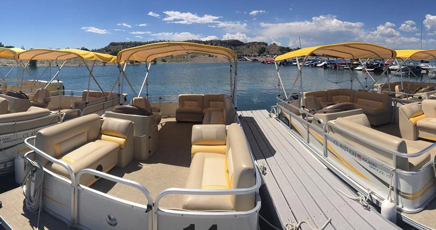Lake Pueblo Boat Rentals - South Shore Marina