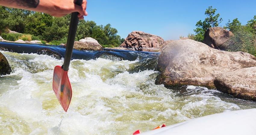 Rye Colorado - White water rafting
