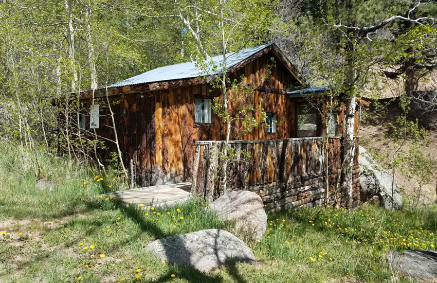 The Lodge at San Isabel - Cabin Rentals - Secluded Cabins