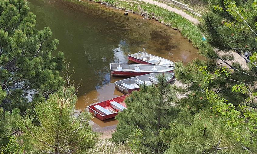 The Lodge at San Isabel - Rye Colorado Boat Rentals