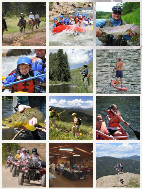 The Lodge at San Isabel - Things to do!