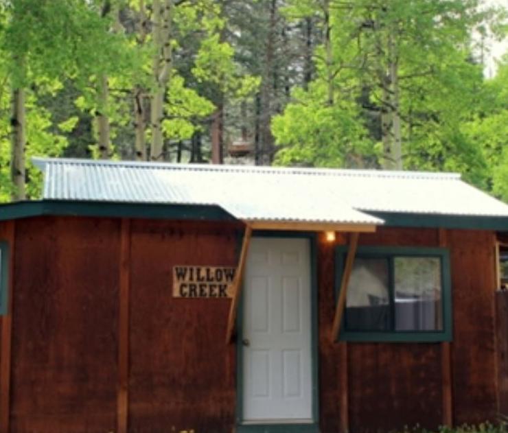 Willow Creek Cabin - The Pine Lodge - San Isabel Lake - Rye Colorado