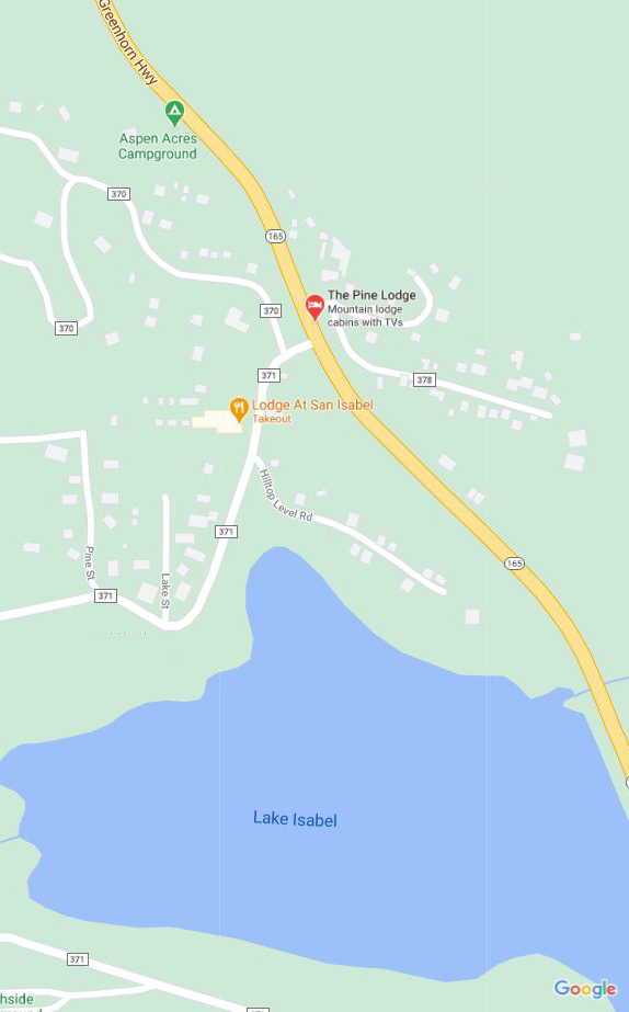 The Lodge at San Isabel - Cabin Rentals - Restaurant - General Store