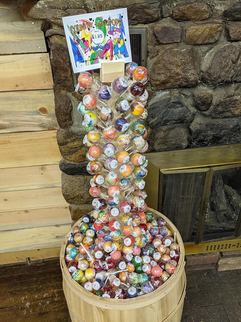 San Isabel Lake Colorado - Candy
